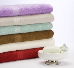 100% Cotton Terry Towels Bathes