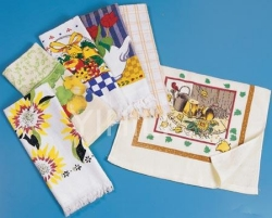 100% Cotton Printed Kitchen Towels