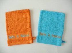 100% Cotton Towel Gloves